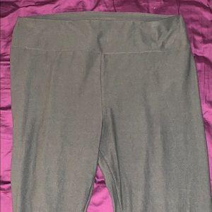 LuLaRoe Olive Green Leggings